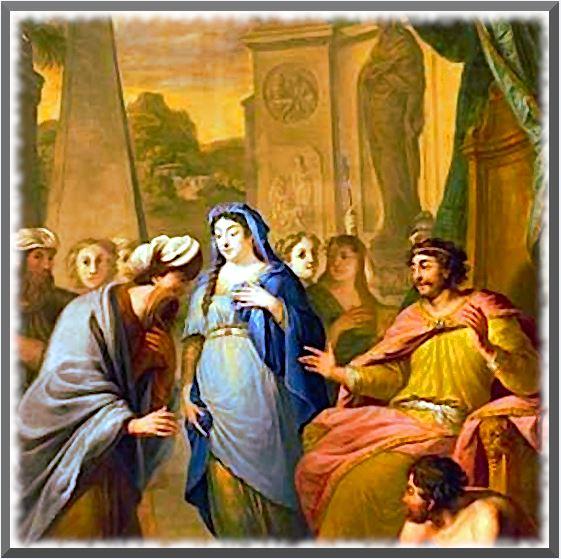 Abraham, Sarah and Abimelech