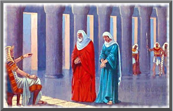 Abram, Sarai and Egypt's Pharaoh