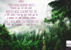 Isaiah 54:7-8