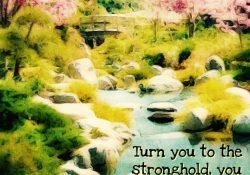 Zechariah 9:12