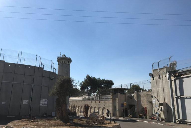Rachel's Tomb fortified