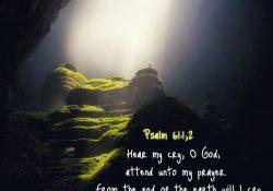 Psalms 61:1-2